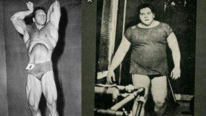 Bruce Randall diet bulk routine diet gain
