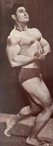 Randy Watson oldschool bodybuilder