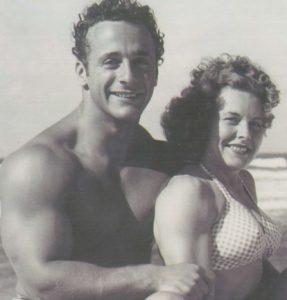 George Eiferman oldschool bodybuilder