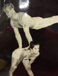 Judith Gedney Gymnastic