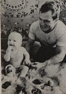 gennady Ivanchenko son family