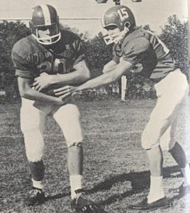 Jerry Daniels football bodybuilder