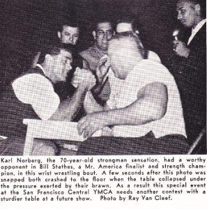 karl norberg strongman wrestling