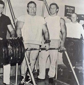 lee phillips weightlifter