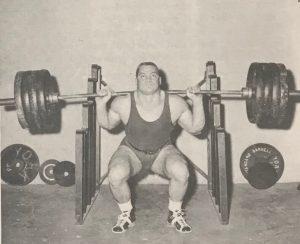 Bill March Low Squat