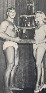 Mr. America 1965 Jerrny Daniels