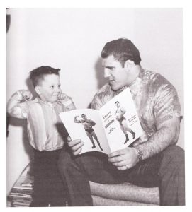 Bruno Sammartino book wrestling