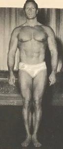 Clarence Ross calves bodybuilding