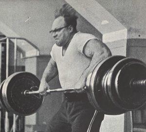 Norbert Schemansky weightlifting