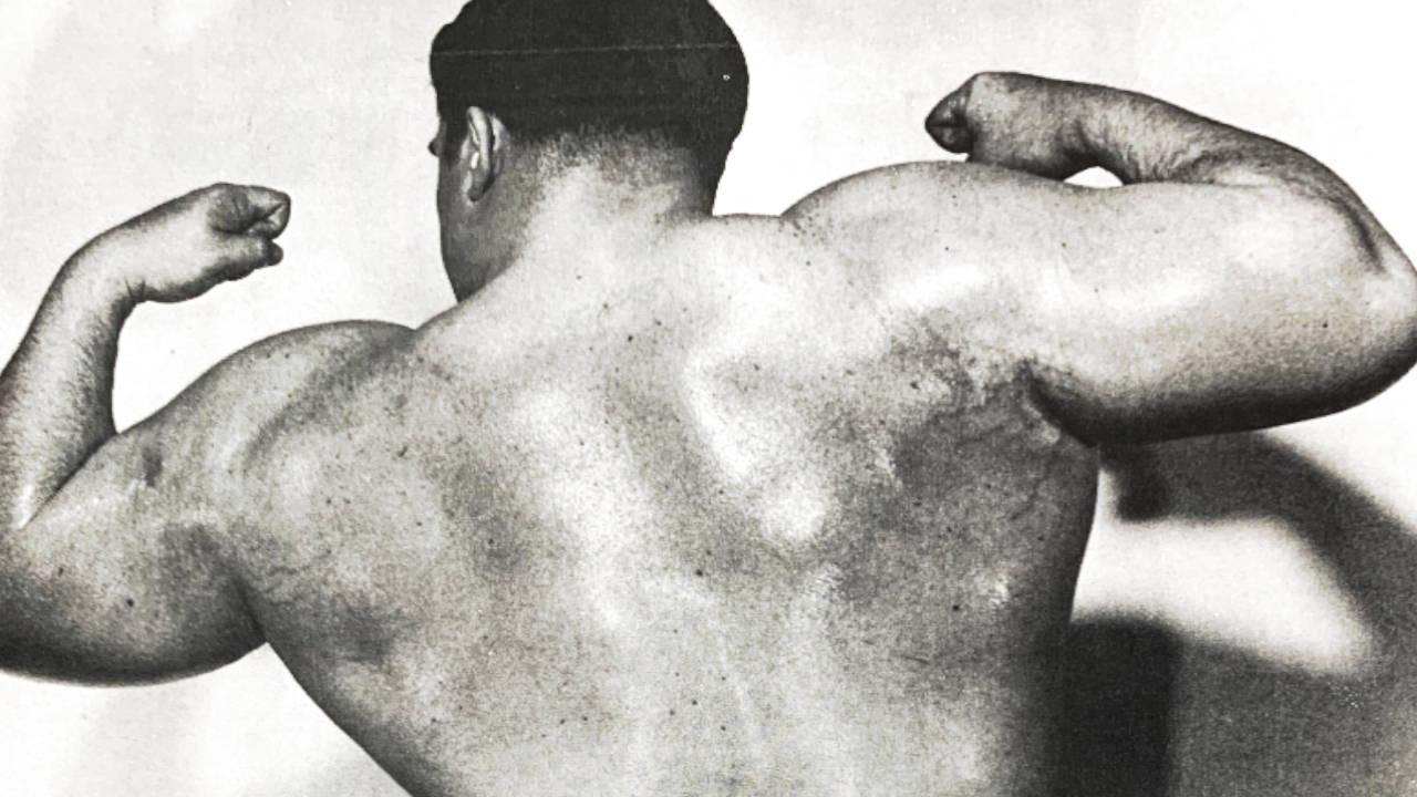 Pat Casey Shoulder Workout training