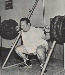 lee phillips squat