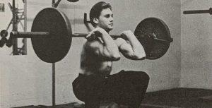 joe lewis squat
