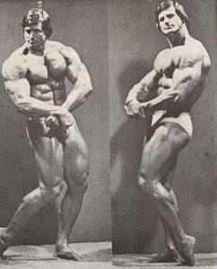 Floyd Odom bodybuilding