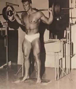 Jim Haislop squat