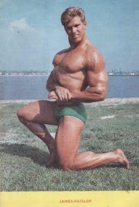 James Jim Haislop bodybuilder