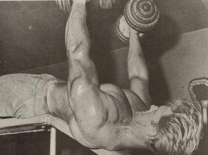 jim haislop chest workout