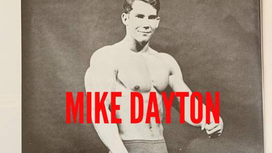Mike Dayton bodybuilding