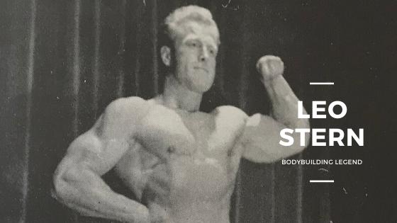 leo stern bodybuilding