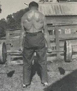 bob peoples deadlift powerlifter