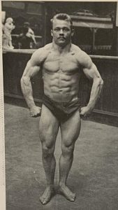 otto arco muscle control strongman
