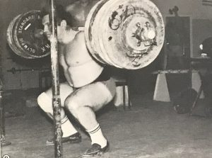 mel hennesy squat