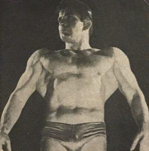 Armand Tanny bodybuilding