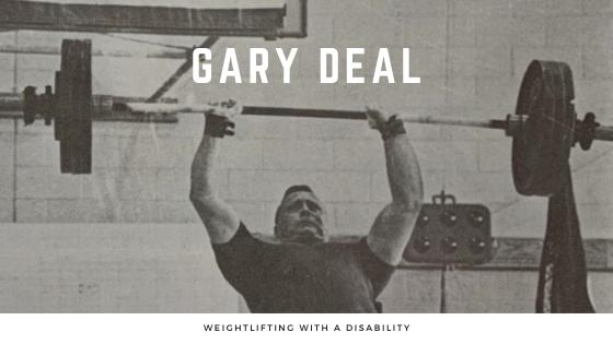 gary deal weightlifting