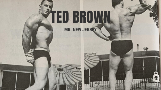 Ted Brown bodybuilding