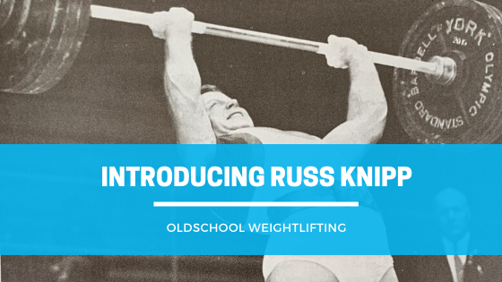russ knipp weightlifting