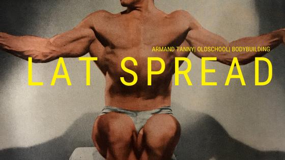 lat spread bodybuilding tips