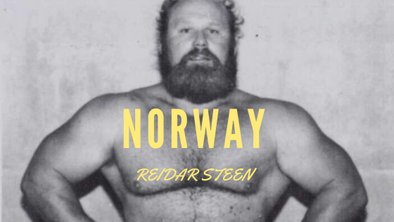 Reidar Steen