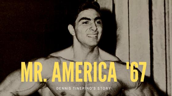 Dennis Tinerino bodybuilding