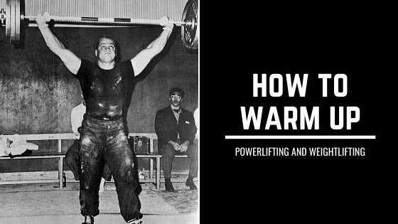 How to Warm Up bill march
