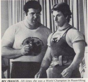 bev francis powerlifting