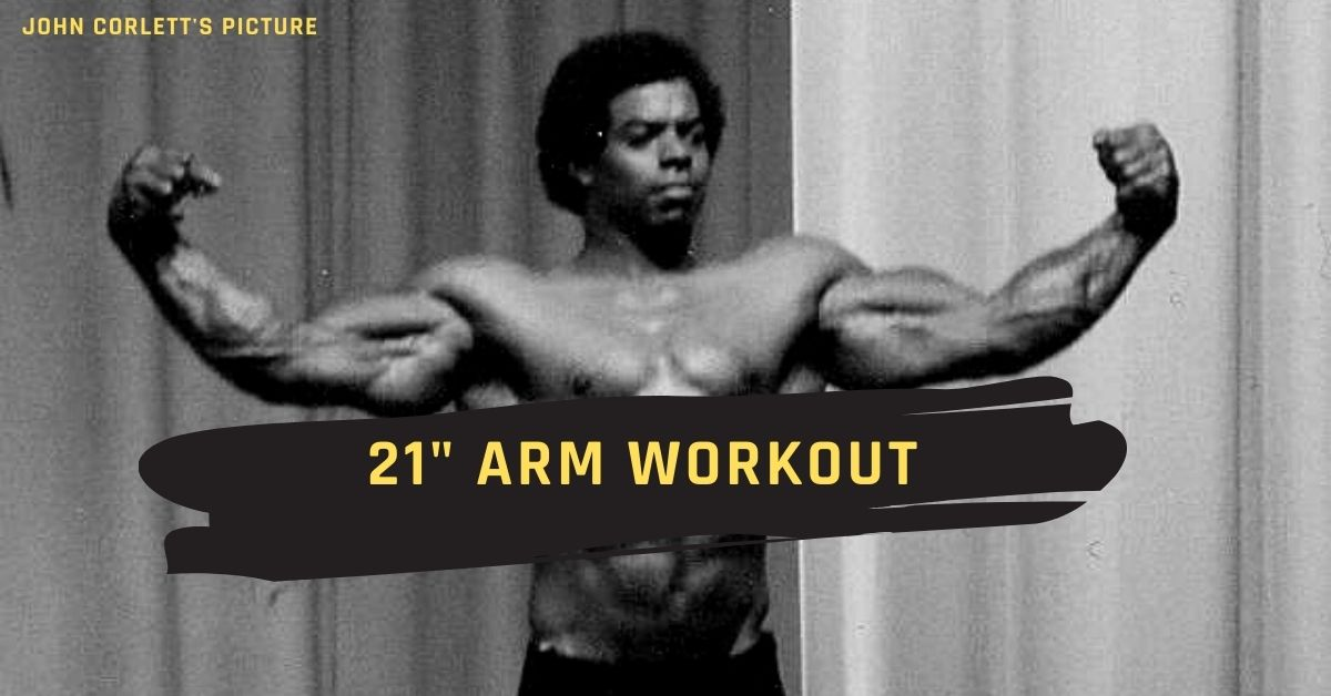 bill pettis arm workout