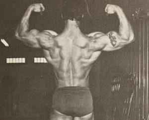 Tom Muscolino bodybuilding
