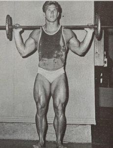 jim haislop bodybuilding workout calves