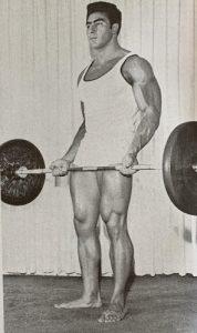 Dennis Tinerino biceps bodybuilding