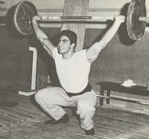 dennis tinerino weightlifting bodybuilding