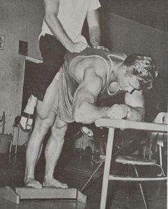 calf work james haislop bodybuilding