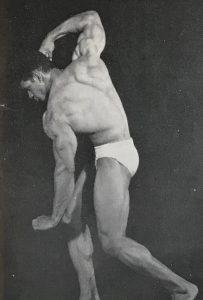 harold poole bodybuilding posing