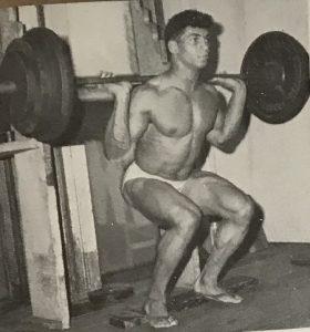 harold poole squat