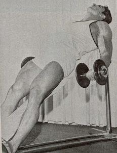 Dennis Tinerino bodybuilding biceps workout