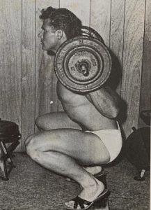jim haislop squat bodybuilding legs
