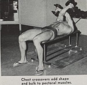 joe abbenda chest cross over workout