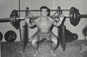 joe abbenda breathing squats bodybuilding