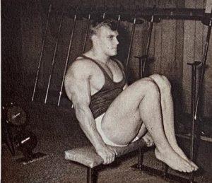 jerry daniels knee thrust