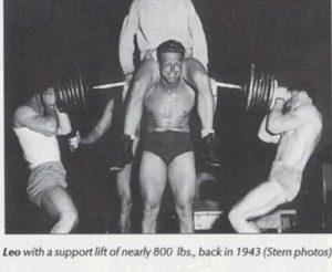 leo stern bodybuiding