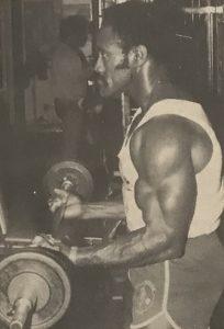 paul love biceps training