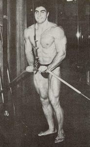 Dennis Tinerino workout